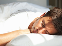 Hypnotherapy for sleep problems